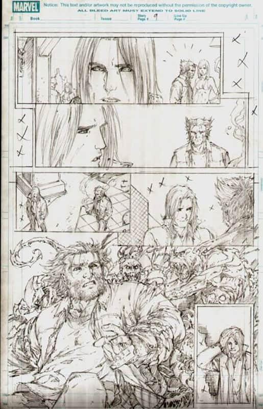 Darkness & Wolverine #1 pg  9