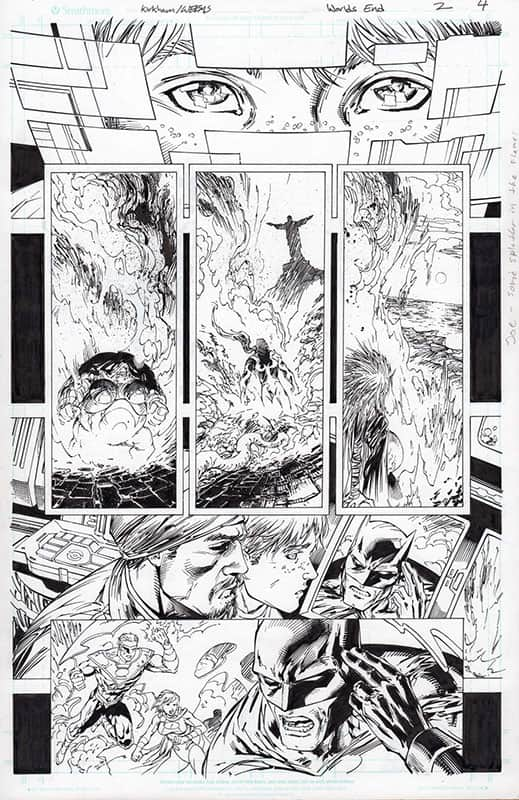 Earth 2: World's End # 2 pg 4