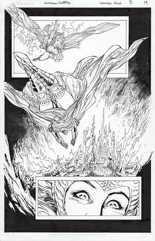 Earth 2: World's End # 3 pg19