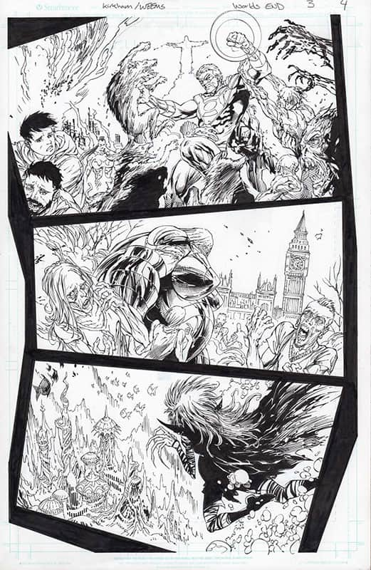 Earth 2: World's End # 3 pg 4
