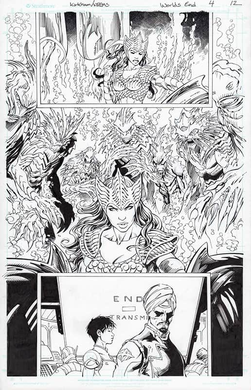 Earth 2: World's End # 4 pg12