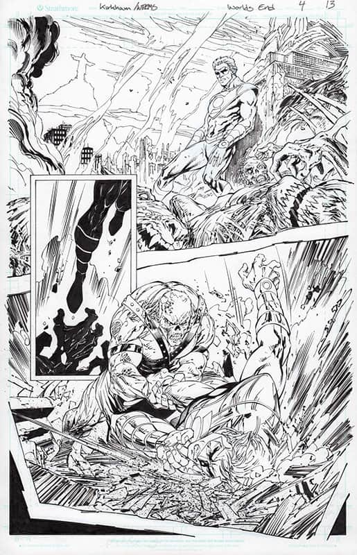 Earth 2: World's End # 4 pg13