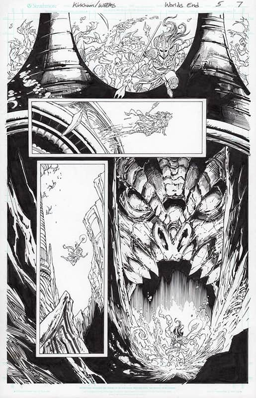 Earth 2: World's End # 5 pg 7
