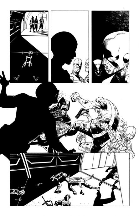 X-Force Annual #1 PG 5