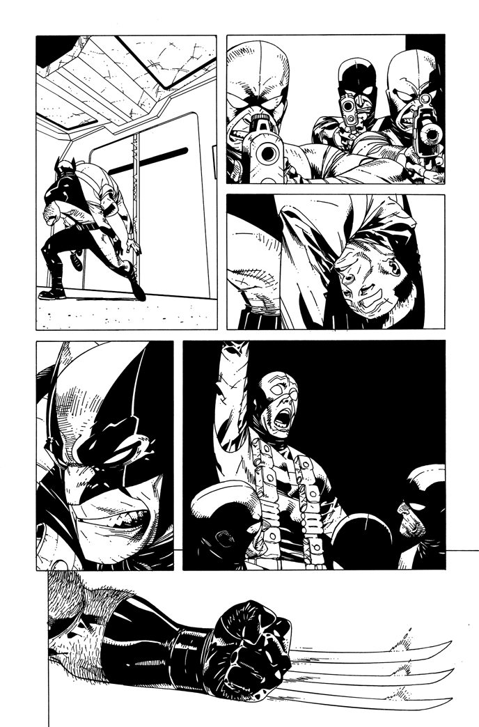 X-Force Annual #1 PG 8