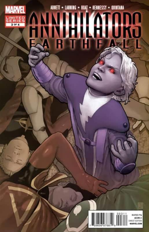 Annihilators:Earthfall # 3