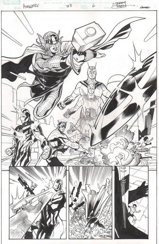Avengers #33 pg 6