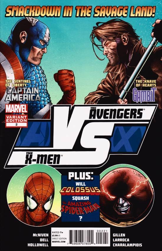 Avengers vs. X-Men # 2