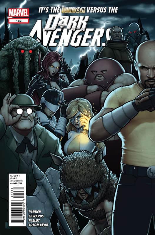 Dark Avengers #182 & 183