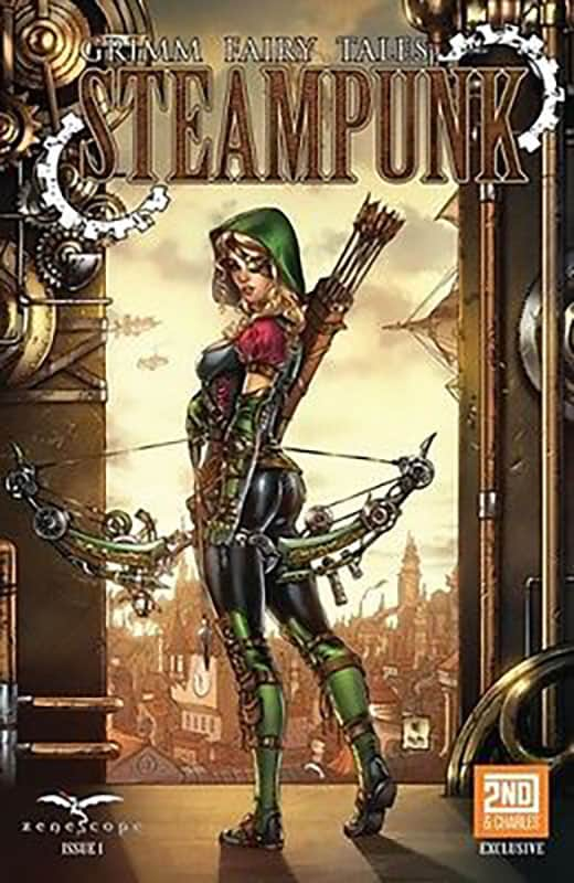 grimm fairy tales steampunk � more great art