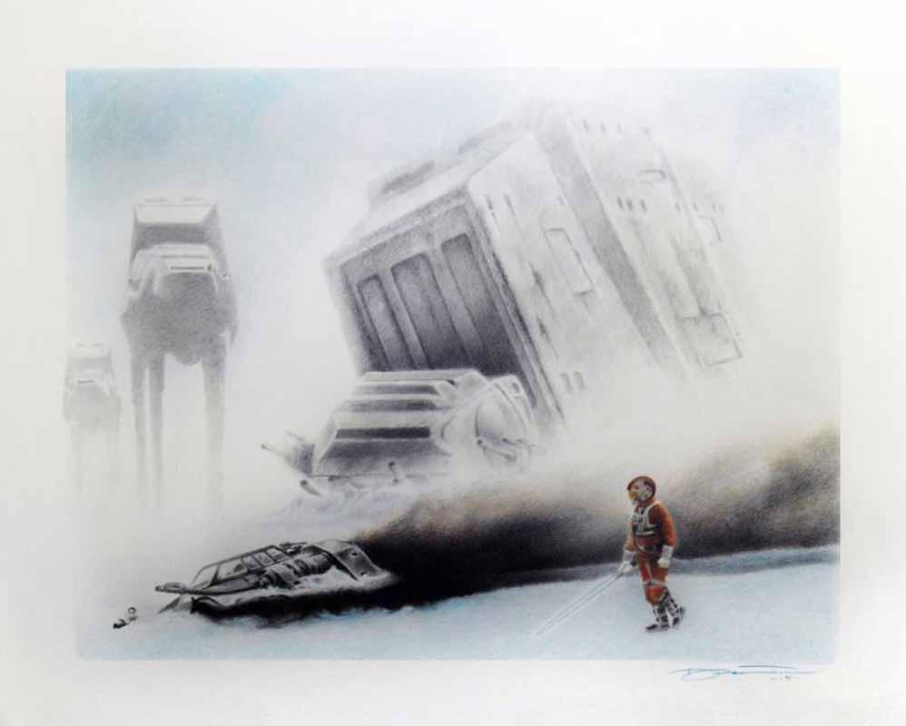Luke vs Walker