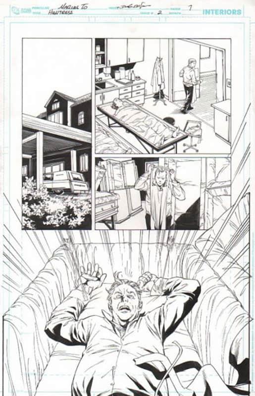 Huntress #2 pg 7