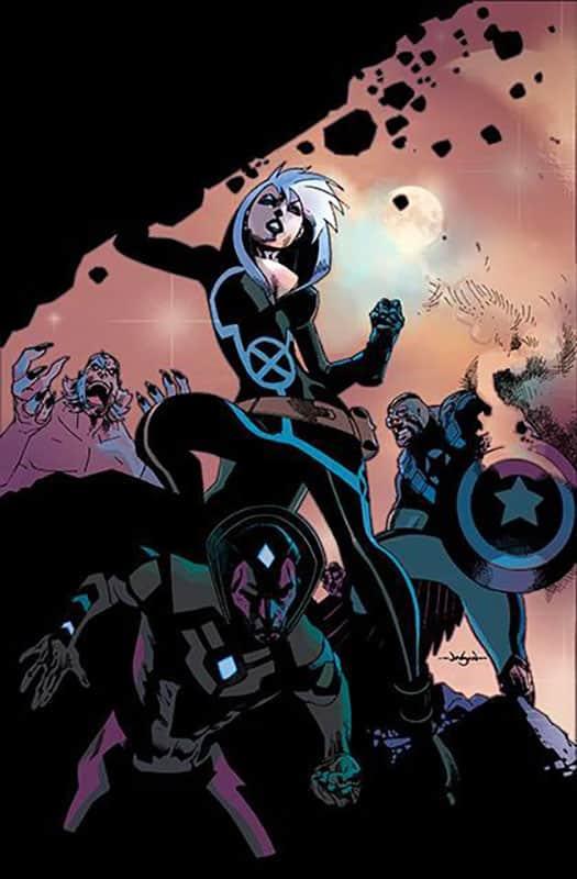 Uncanny Avengers # 3C