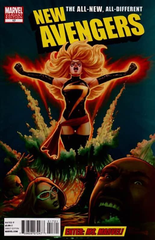 New Avengers #17 Variant