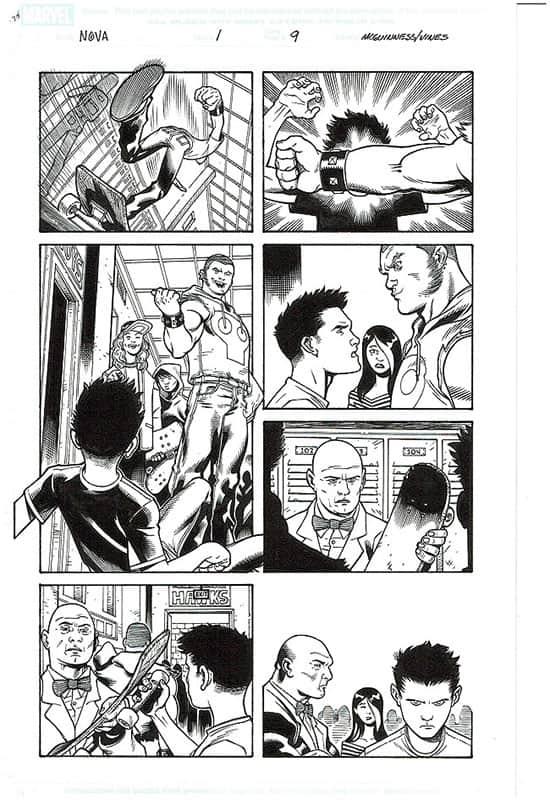 Nova # 1 pg 9