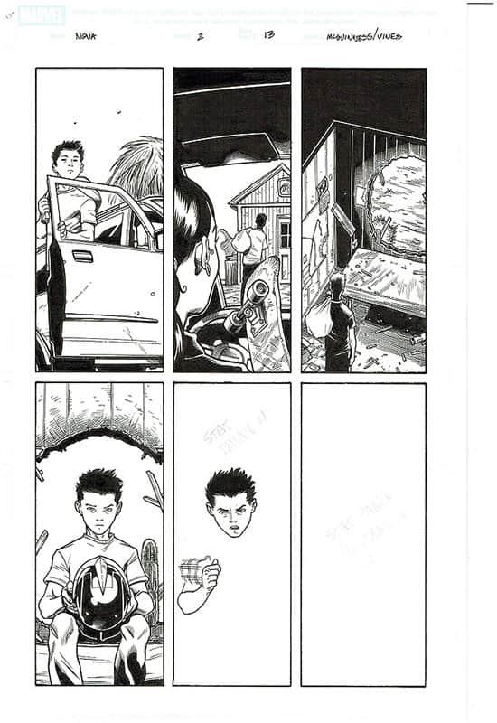 Nova # 2 pg13