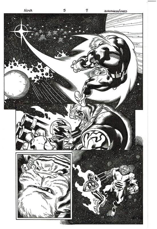 Nova # 5 pg 9