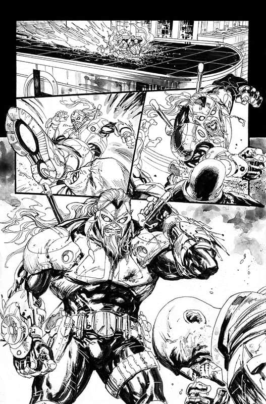 Action Comics #967 pg19