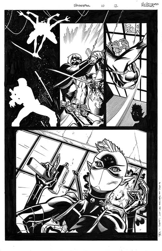 Spider-man / Deadpool #10 pg12