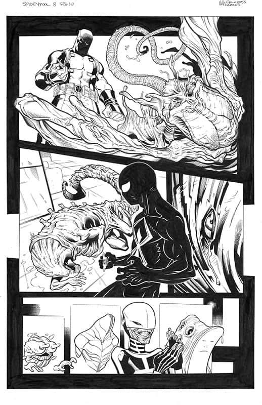 Spider-Man / Deadpool # 8 pg10