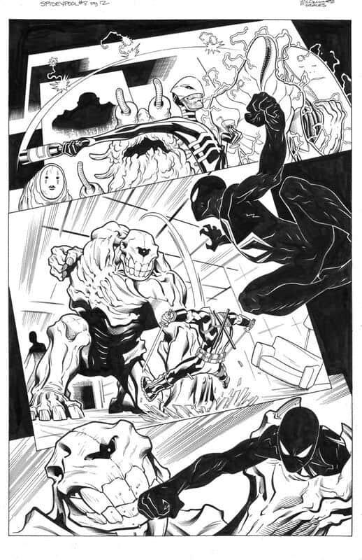Spider-Man / Deadpool # 8 pg12
