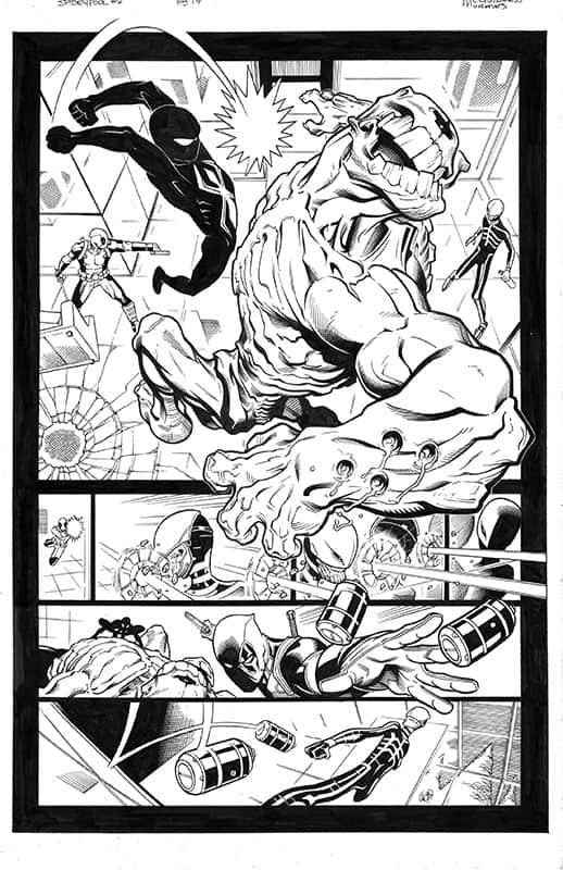 Spider-Man / Deadpool # 8 pg14