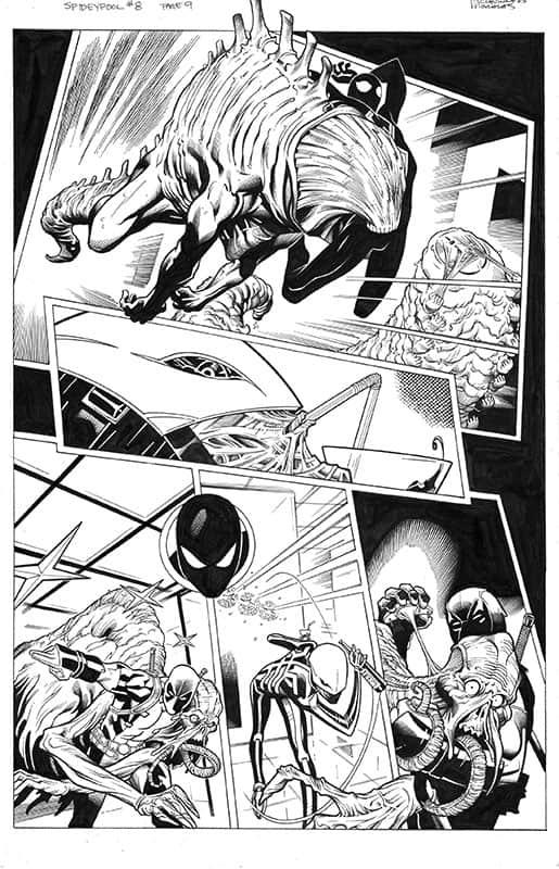Spider-Man / Deadpool # 8 pg 9
