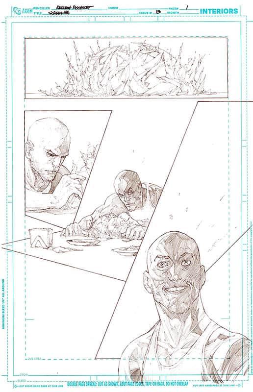 Superman #15 pg 1