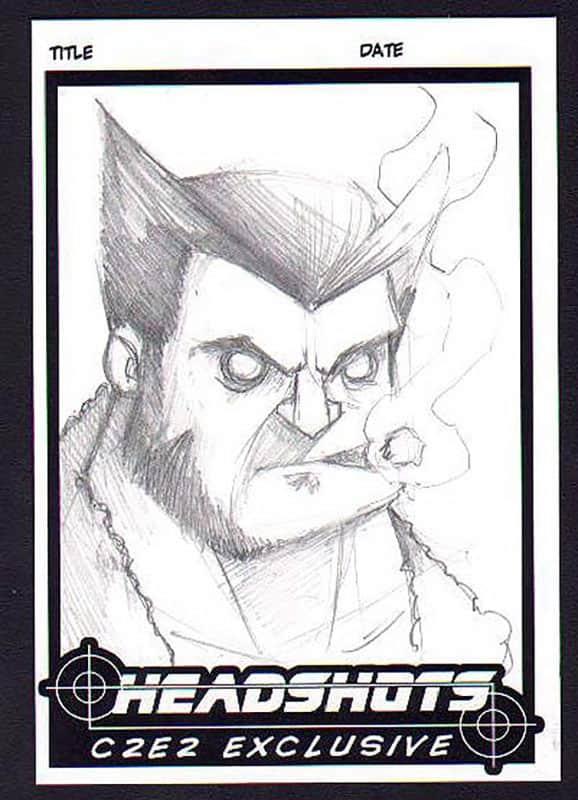 Wolverine C2E2