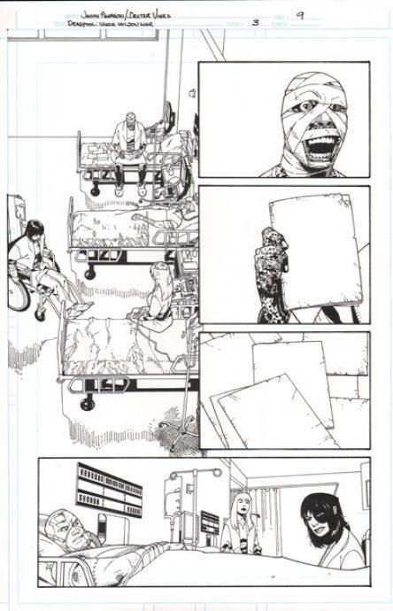 Wade Wilson's War #3 pg  9