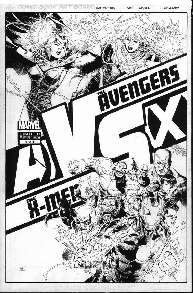 AVX vs. # 6