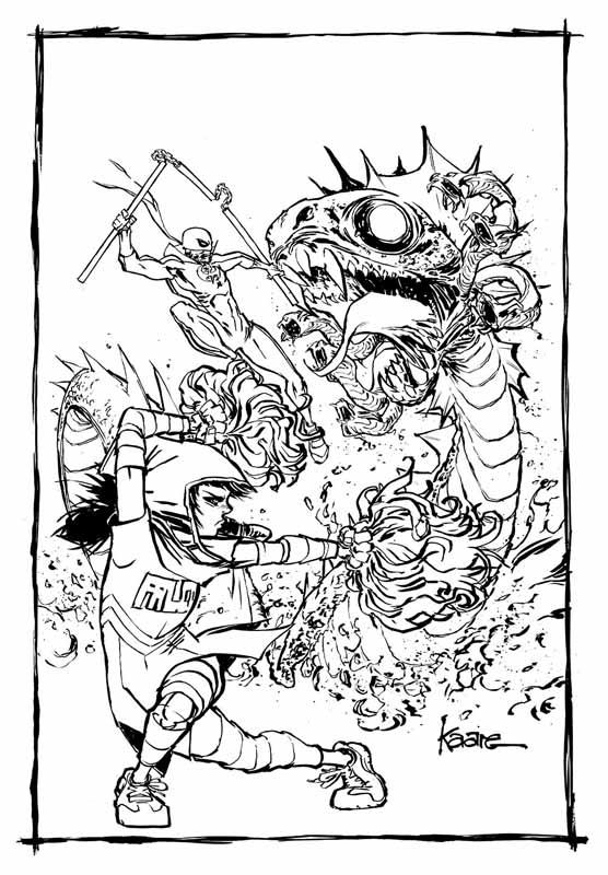Iron Fist # 3