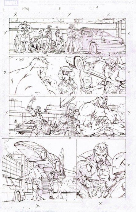 Marvel Adventures : Spiderman # 3 pg 4