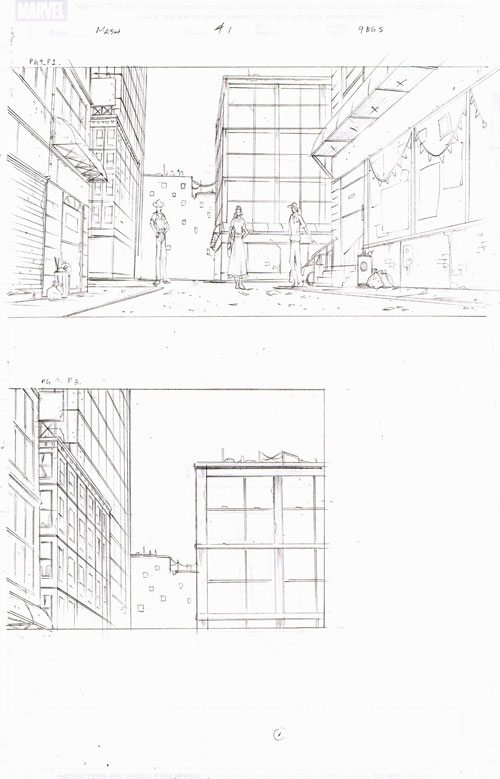 Marvel Adventures : Spiderman # 4 pg 1