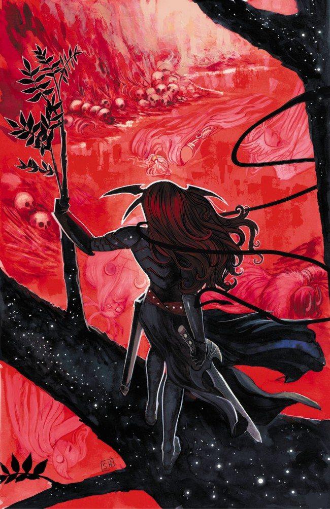 Angela: Queen of Hel # 1