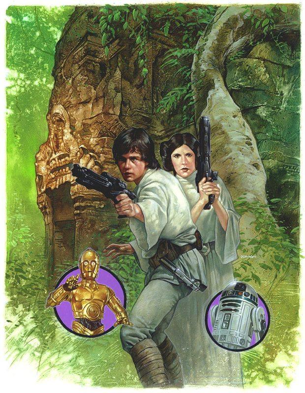 Star Wars # 0  Variant
