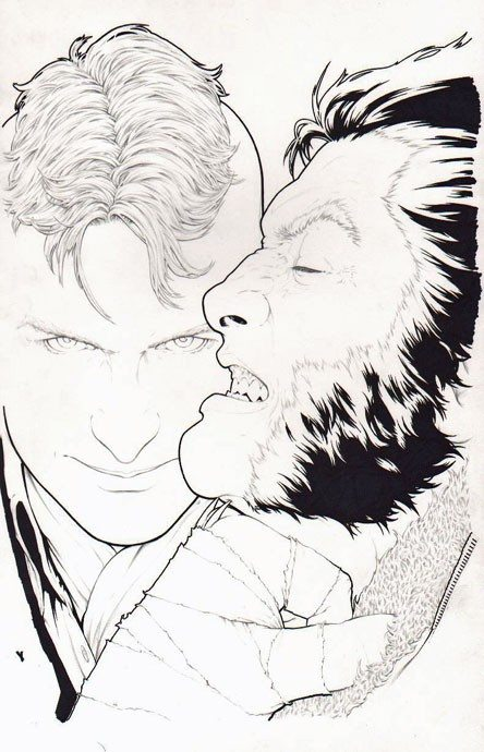 Wolverine & the X-men Alpha & Omega #4