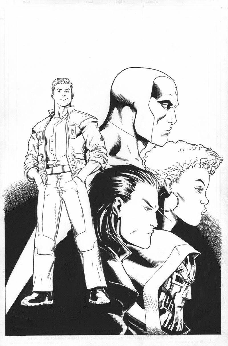 Avengers: AI # 2