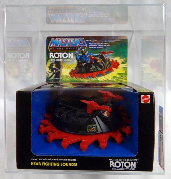 Roton Battle Vehicle: Masters of the Universe
