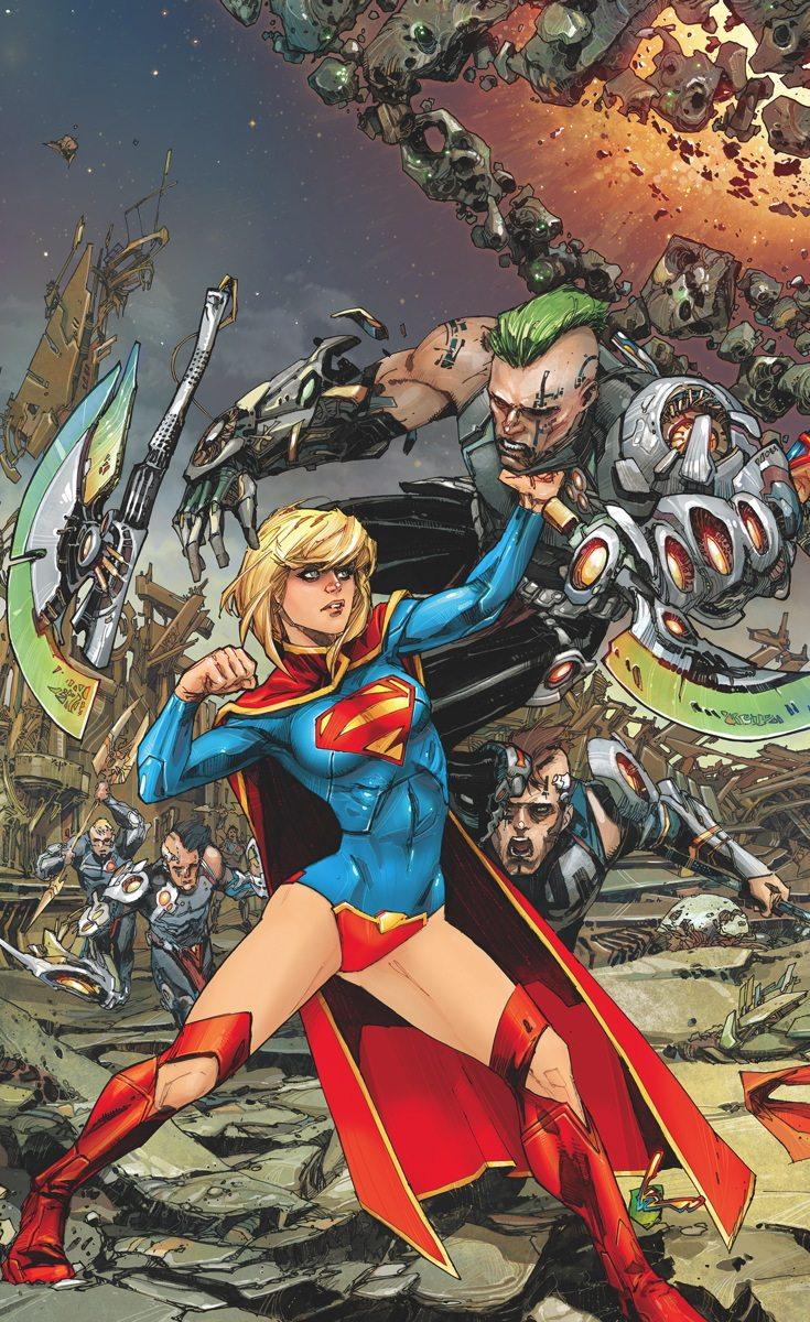 Superman #25B
