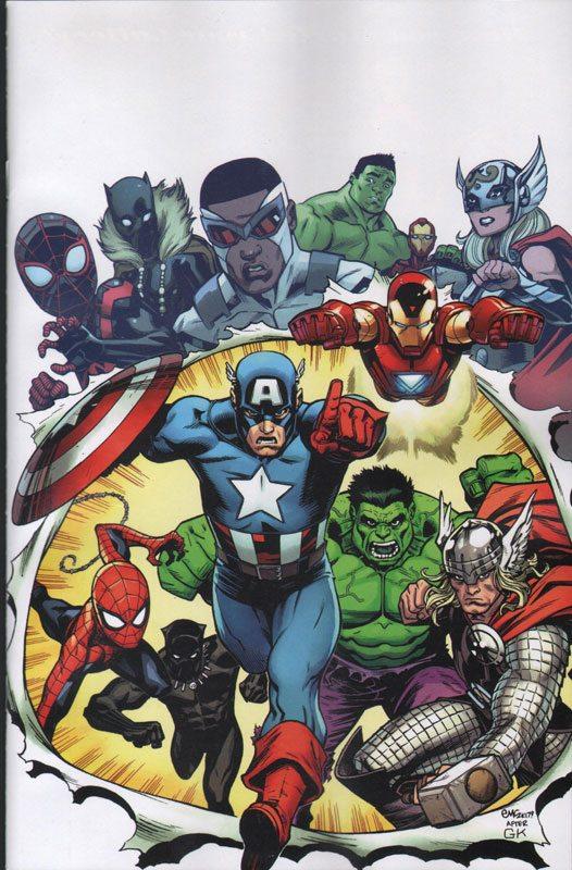 Spider-Gwen #25 & Marvel Legacy # 1 (5 Pack set)