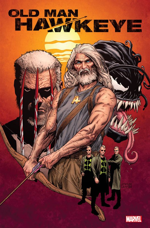 Old Man Hawkeye # 1