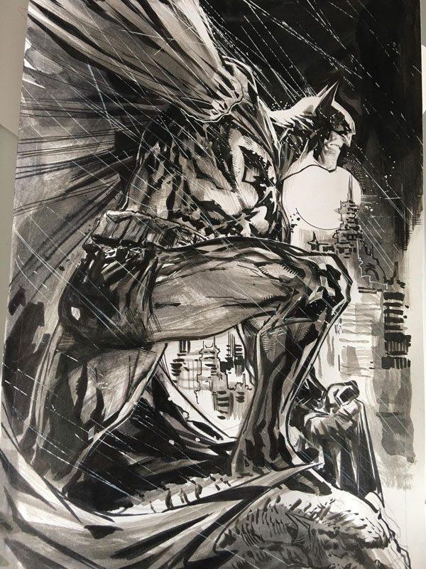 Batman by Ken Lashley