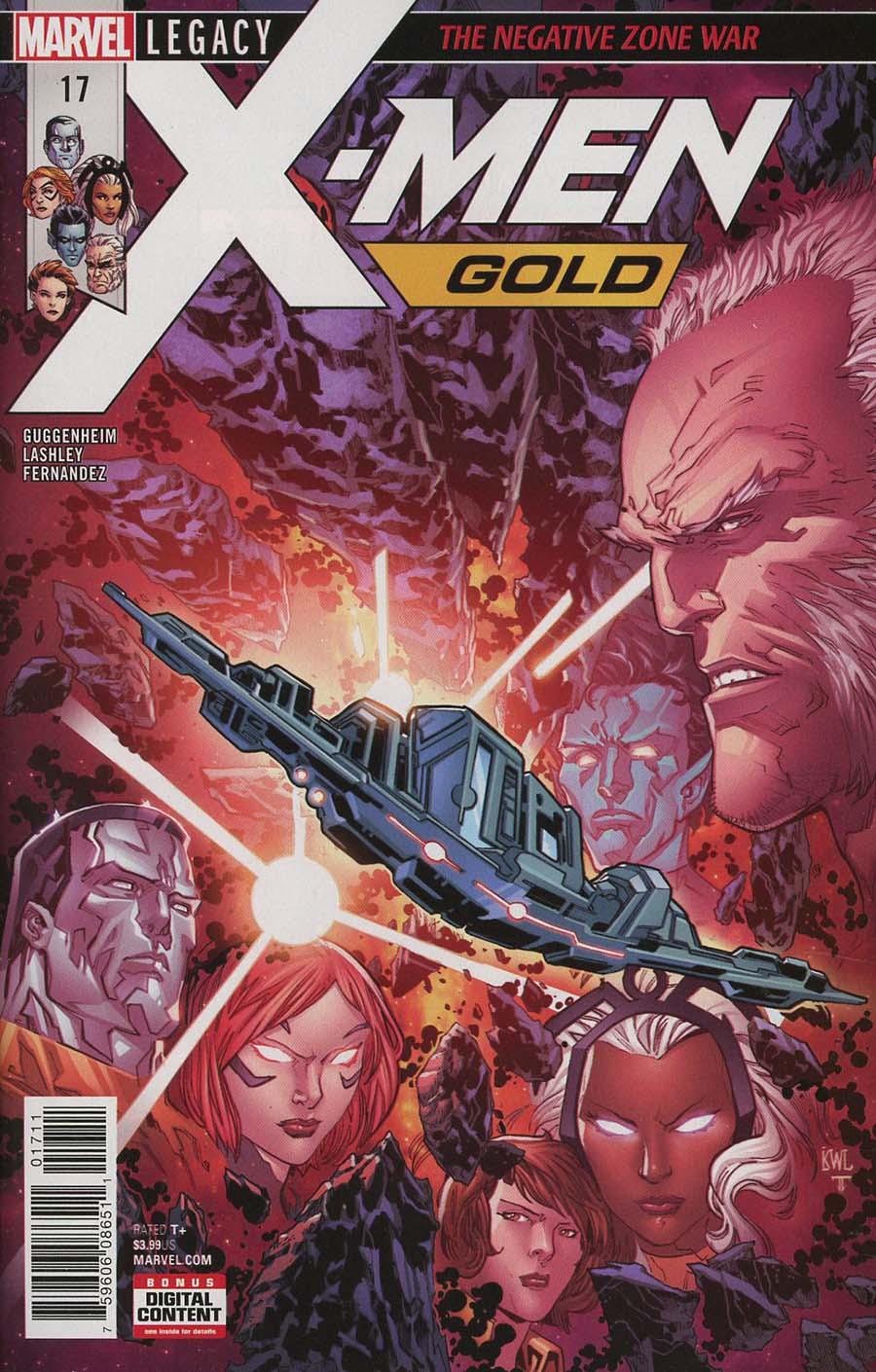 X-Men Gold #17