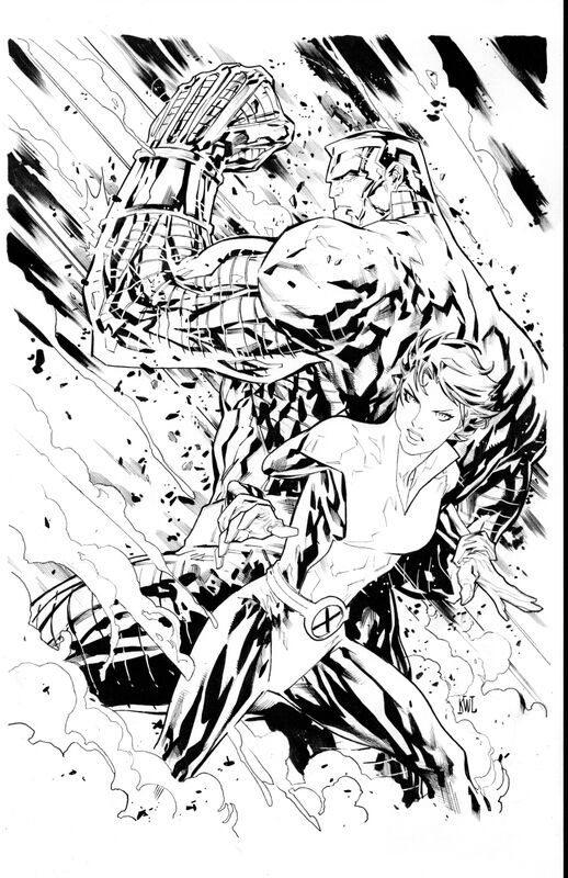 X-Men Gold # 9