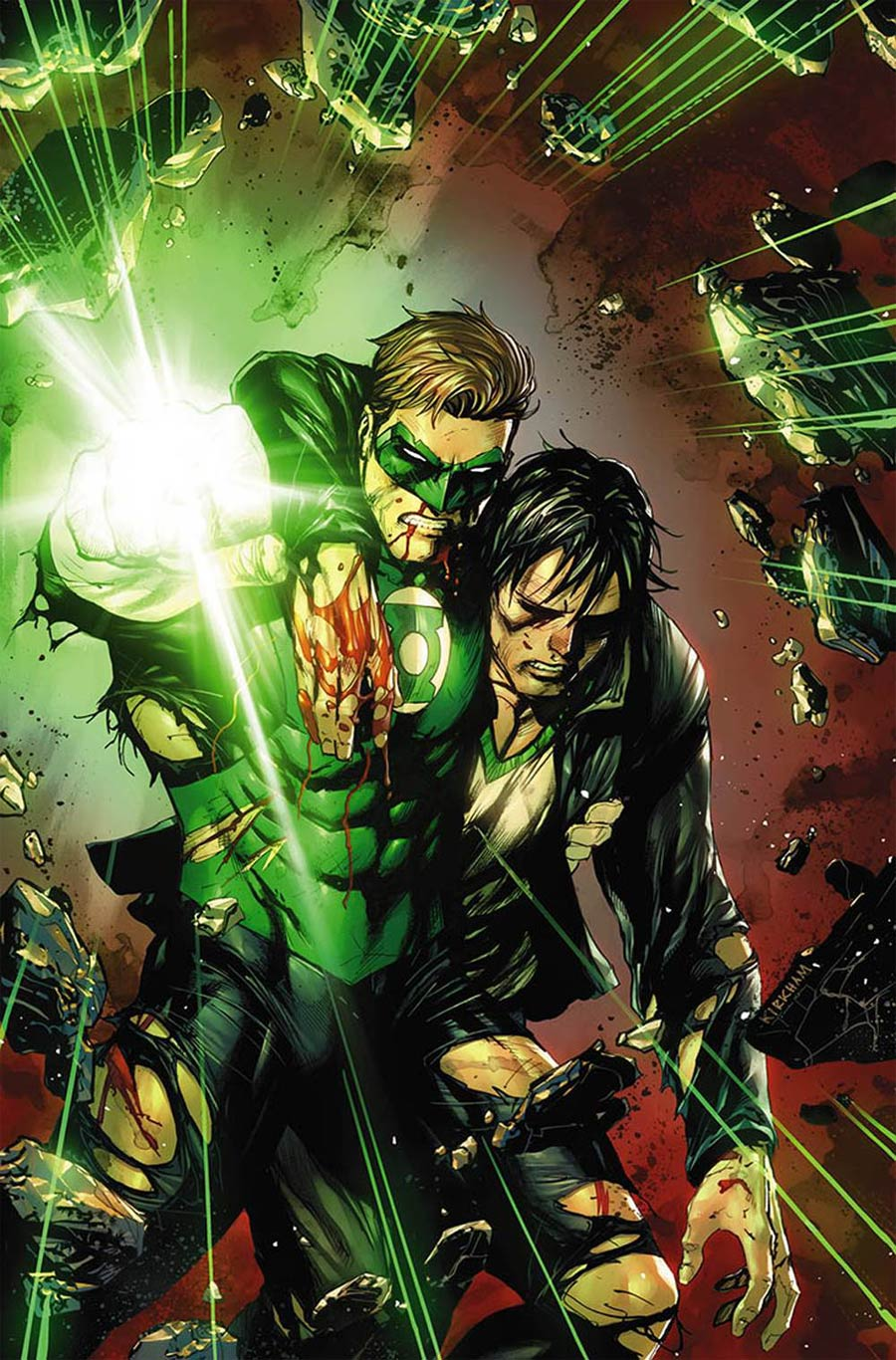 Hal Jordan & the Green Lantern Corps #39