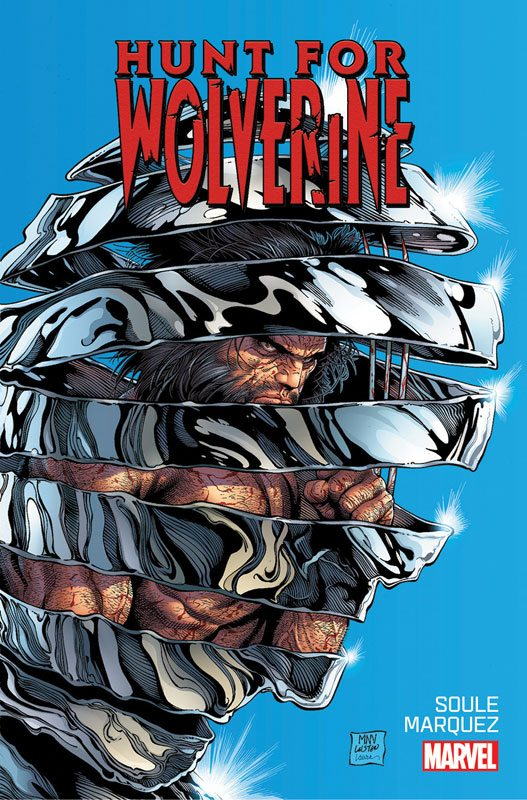 Hunt for Wolverine # 1