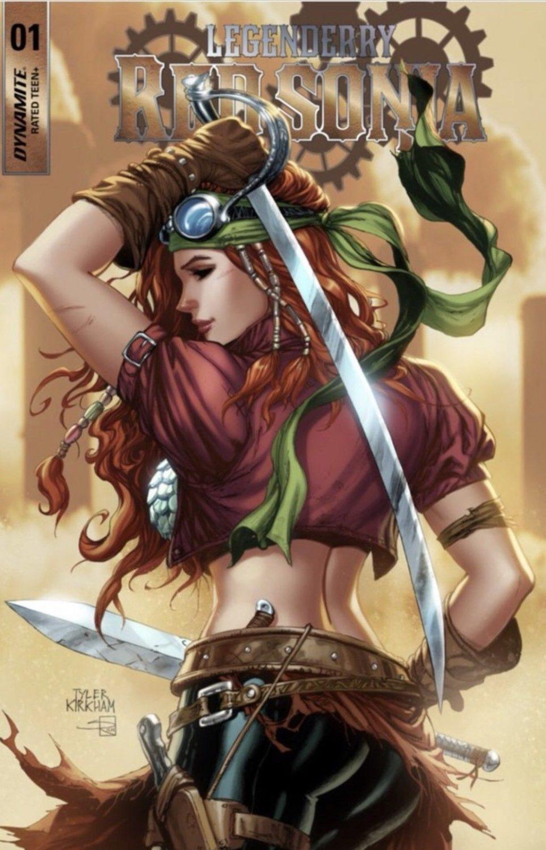 Legenderry Red Sonja #1