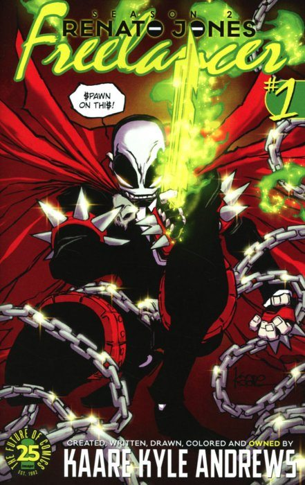 Renato Jones: Freelancer #1 Spawn