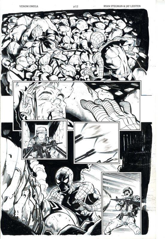 Venom Inc: Omega pg12